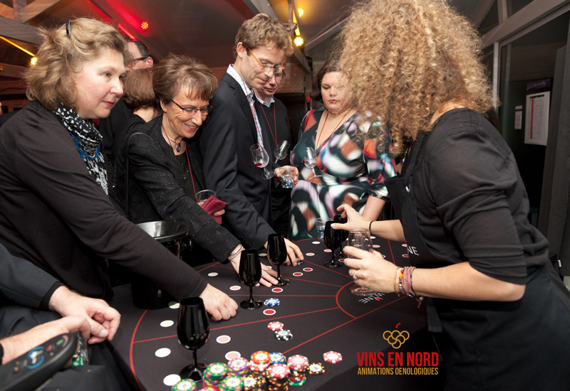 Wine Casino Lille